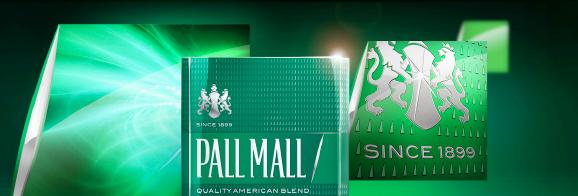 VISUALS & ANZEIGEN / PALL MALL